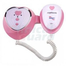 Jumper Angel Sounds 100S3 Fetal Baby Doppler Heartbeat Monitor
