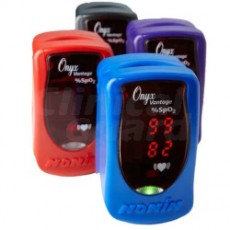 Nonin 9590 Onyx Vantage Finger Pulse Oximeter in BLACK