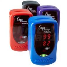 Nonin 9590 Onyx Vantage Finger Pulse Oximeter in BLACK
